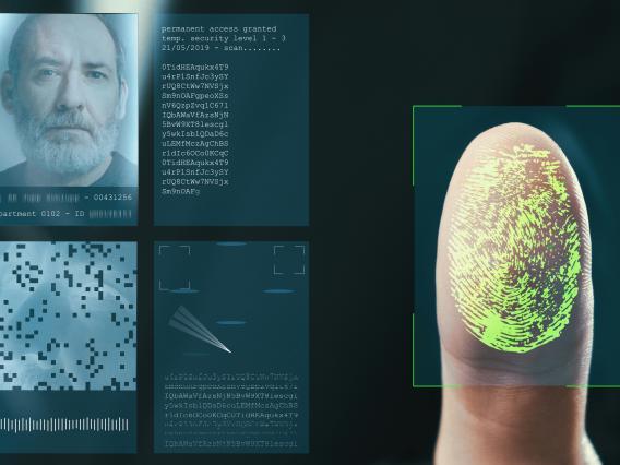 AZCAST Forensic analysis computer thumbprint profile